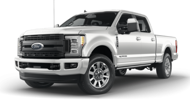 2019 Ford F-250 Limited Truck